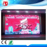Étalage de panneau multicolore d'intérieur élevé de l'écran P3 DEL de la définition RVB DEL