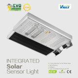 센서 통합 태양 정원 빛 (V-SL0325L)를 가진 25W 고품질