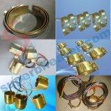 注入機械のための真鍮の銅バンドノズルのヒーターElment