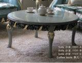 Klassische Möbel für den festes Holz-Kaffeetisch geeignet für Wohnzimmer-Möbel (BA-1809)