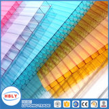 Eco-Friendly Bullet Proof Scratch Resistance Engineering Embossed PC Sheets