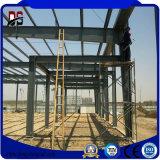 Используемая стальная мастерская стальной структуры большой пяди зданий