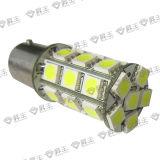 Luz 1156/1157 24SMD 5050 del coche LED de 360 grados