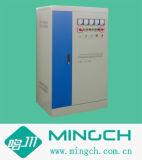 3段階フルオートマチックの調節可能なAC電圧安定装置
