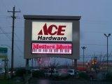 P10 al aire libre Digitaces que hacen publicidad de la visualización de LED