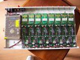 8 Imei 자동 Change&Quad 악대 (Etross-8888)를 가진 수로 32 Sims GSM 조정 무선 맨끝