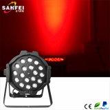 Lautes Summen 18*10W RGBW 4 des Fachmann-LED in 1 NENNWERT Licht