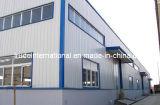 Stahlbaumodulares/Fertig/fabrizierten Gebäude für Lager-Gebrauch vor