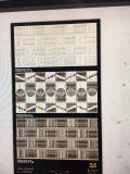 Tuile de modélisation en bois de mur d'Azulejos Ceramicos de matériau de construction de x24 de Minqing 12 '