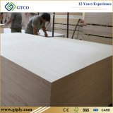 Tarjeta de la madera contrachapada del pino del certificado del Ce del pegamento E1 para la decoración
