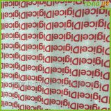 De adverterende Sticker Van uitstekende kwaliteit van het Etiket van de Douane van de Industrie