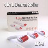 Dermaroller 300/720/1200 di 4 in 1 Dermaroller con il dispositivo di rimozione della grinza