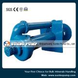 Sumpf-Schlamm-Pumpe der China-Sunbo Pumpen-100RV zentrifugale vertikale für Bergbau u. das Mineralaufbereiten