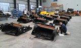 Vier Pinsel-Straßen-Reinigungsmittel-elektrische Kehrmaschine