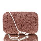 表面/Bathの清潔になることのための100%の自然なKonjacスポンジ