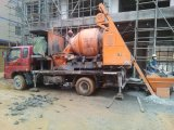 Bewegliche Dieselpumpe des Betonmischer-C5