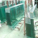 3 liso/dobrou o vidro temperado, vidro de /Tempered para o vidro do chuveiro com o certificado 3c/Ce/ISO