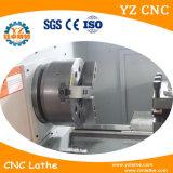 Máquina del torno de torreta del CNC de las herramientas de la estación Ck6140 cuatro