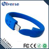 Azionamento poco costoso Pendrive 2GB 4GB 8GB 16GB 32GB 64GB 128GB dell'istantaneo del USB del Wristband del braccialetto del USB del silicone 2.0 del USB 3.0