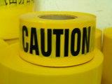 Barricade Band met SGS de Geschikt om gedrukt te worden Band van de Voorzichtigheid