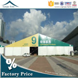 30mx40m unici Clear Span Structure Canton Fair Marquee Large Exhibition Tent