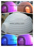 Inflatable Lighting Igloo Tent Inbatable Dome