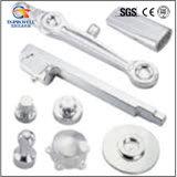 L'alta qualità ha personalizzato le parti forgiate della lega di alluminio
