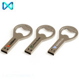 Abridor de garrafas de metal USB Stick Flash Drive