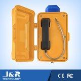Corrosión-Resistencia a prueba de mal tiempo industrial, teléfono sin hilos del SIP, IP67 con el Ce, FCC