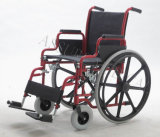 Sillón de ruedas manual, plegable (YJ-017)