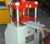 Máquina de pressão de pedra hidráulica na pedra que processa a maquinaria