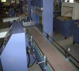 Máquina da película de embalagem do PE da caixa (WD-150B)