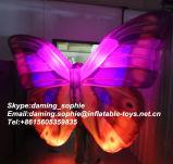 Decoratieve Inflatable Butterfly met LED Lights voor Sale