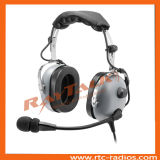 Айркрафт Aviation Noise Cancelling Headphones с Electret Mic