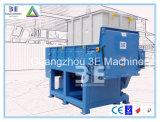 Sola desfibradora del eje/desfibradora plástica de reciclar la máquina con Ce