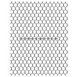 Pvc bedekte het Hexagonale het Opleveren van de Draad Hexagonale Netwerk van de Draad met een laag