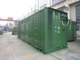комплект генератора Biogas 400kw с системой CHP