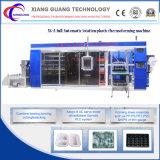 Wegwerfplastiknahrungsmittelbehälter-Maschine Thermoforming