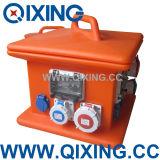 Caixa móvel do soquete de potência (QX10751)