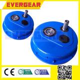 Caja de engranajes montada eje del mecanismo impulsor de eje de caja de engranajes de la trituradora