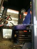Chargement évalué du chargeur 800kg d'exportation de la Chine mini avec la pelle à neige