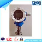 Transmetteur de pression 4-20mA sanitaire pour l'application de nourriture et de boisson