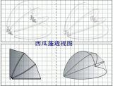 Tende della cupola del portello e della finestra con tessuto acrilico tinto soluzione