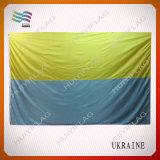 디지털에 의하여 인쇄되는 폴리에스테 아랍 에미리트 연방 국경일 깃발 (HYNF-AF006)