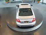 새로 최신 판매 자동차 쇼 차 턴테이블