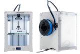 Ultimaken de bureau initial 2 étendu + impression de CPE Digital 3D d'ABS de PLA de l'imprimante 3D