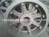 Kundenspezifisches Aluminiumlegierung-Gussaluminium die Aluminium Druckguss-Aluminium-Gussteil-Legierung Druckguss-Teil