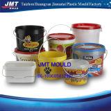Molde plástico de los compartimientos del alimento