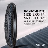 Motorrad-Reifen-Gummireifen Bajaj Muster 3.00-17 3.00-18