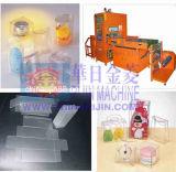Máquina que arruga del PVC del SGS de la caja aprobada del animal doméstico (WS-15000SZ)